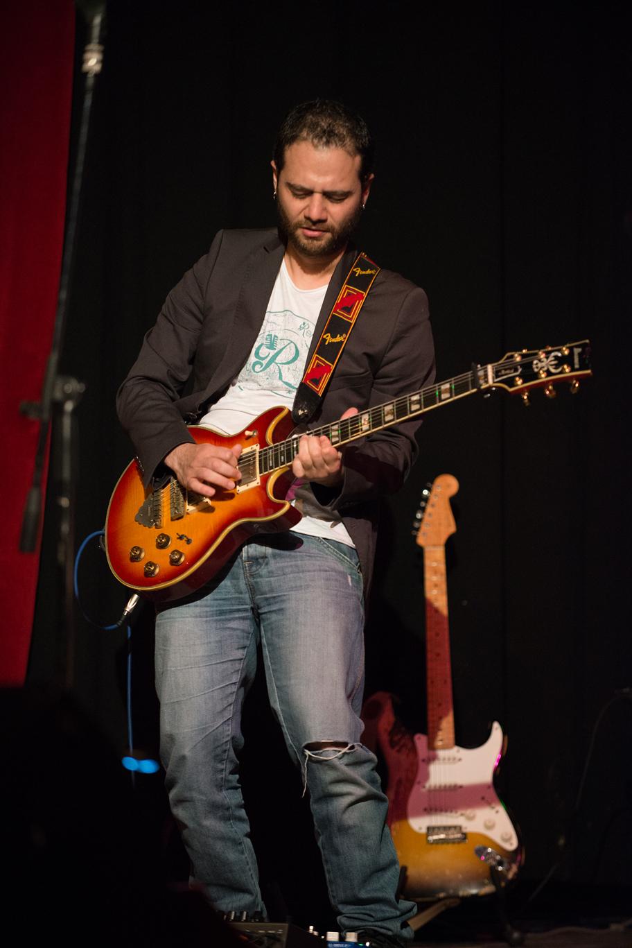 Maurizio De Giglio live